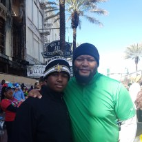 Ean and Deuce McAllister